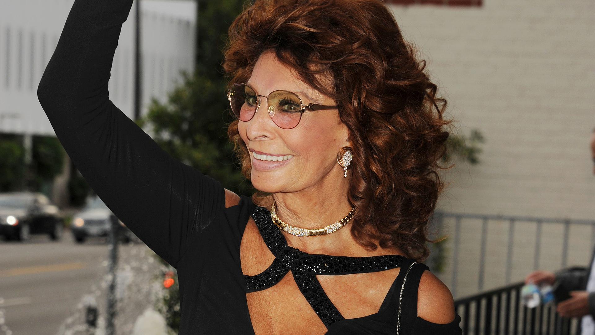 A Netflix hozza Sophia Loren új filmjét